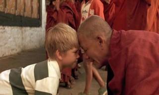 Buda y el pequeño Buda