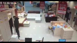 ladrón descarado