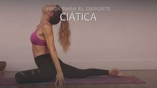 Yoga para el deporte: Yoga para aliviar dolores de espalda y ciática.
