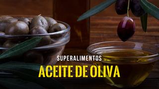 Superalimentos - Aceite de Oliva
