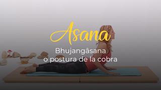 Bhujangâsana o postura de la cobra
