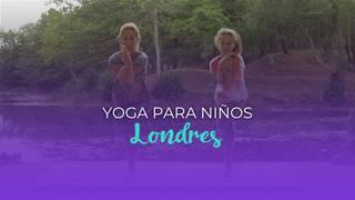Yoga para niños - Londres