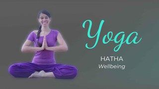 Serie de yoga para el bienestar
