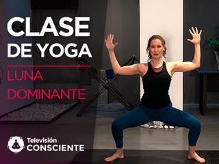 CLASE 1. Secret Yoga Club: Luna Dominante