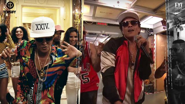 Tour: Bruno Mars kicks off his 24K Magic World Tour (North America leg) today in