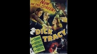 Dick Tracy detective (cara cortada)