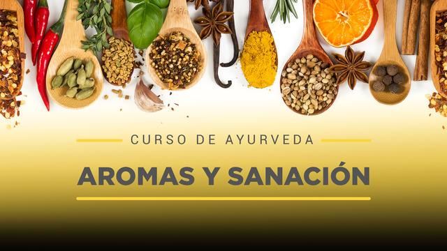 23 Aromas y sanacion