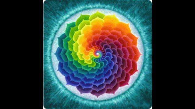 Geometría Sagrada y Color, terapia Aurosoma