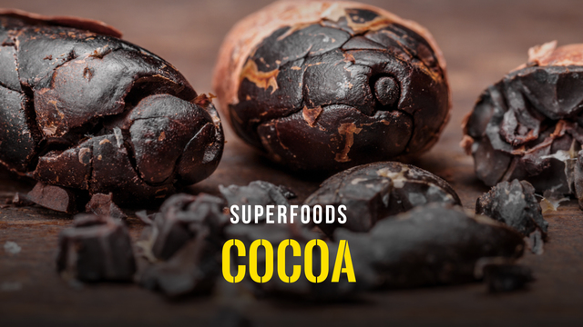 Superfoods - Cocoa