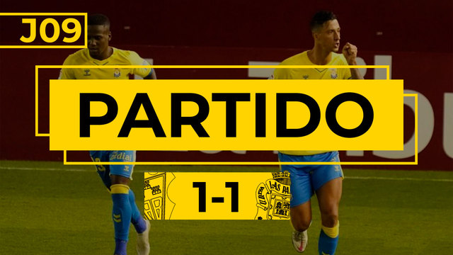 PARTIDO COMPLETO   Albacete - Las Palmas (1-1)