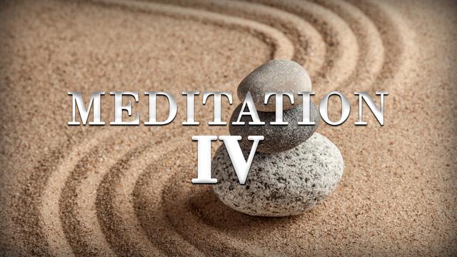 Meditation day 4