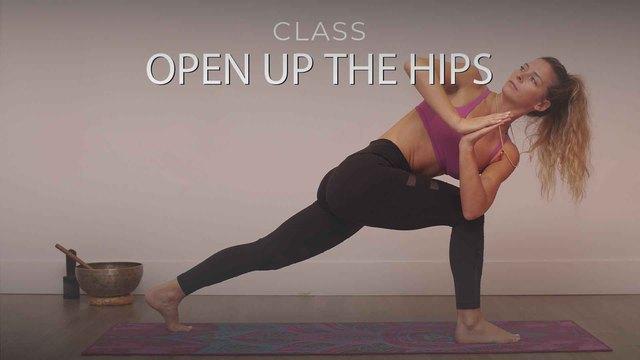 Yoga para el deporte: Yoga para abrir las caderas