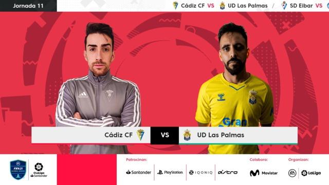 Jornada 11 | Cádiz CF 3-3 UD Las Palmas