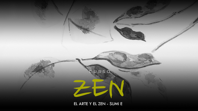 El arte y el Zen - Sumi E -