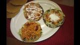 cocina vegetariana: tinga de Jamaica