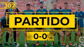 PARTIDO COMPLETO | Girona - Las Palmas (0-0)