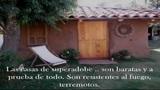 Casas de súper adobe sustentables