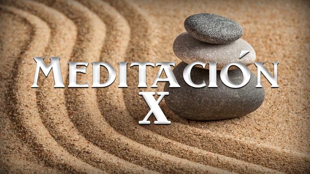 Meditación X