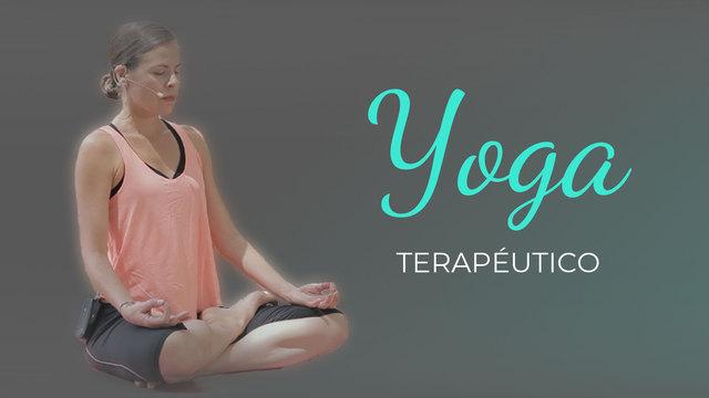 Yoga terapéutico - Lorena González