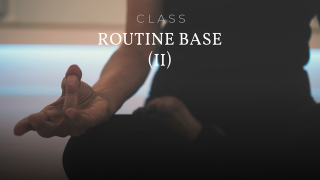 Routine Base 2