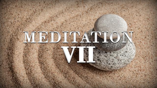 Meditation day 7