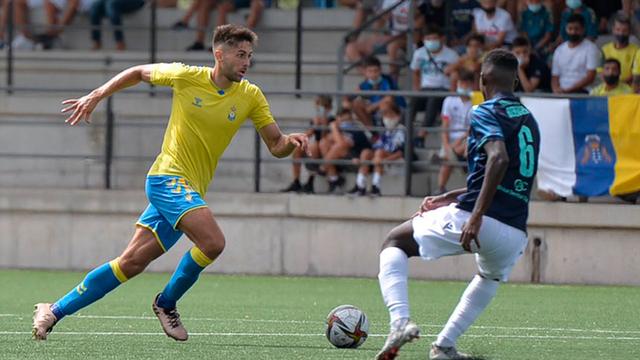 PARTIDO COMPLETO   Las Palmas Atlético - Cádiz CF 'B' (1-1)