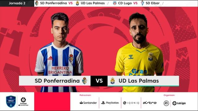 Jornada 2 | SD Ponferradina 6-5 UD Las Palmas