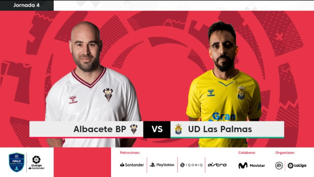 JORNADA 4 | Albacete BP 4-4 UD Las Palmas