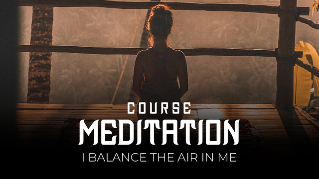 14 Meditation - I balance the air in me