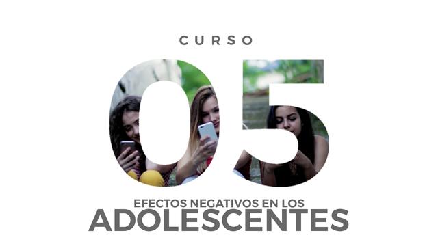 Efectos negativos en los adolescentes