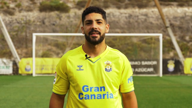 Álex Suárez no se mueve de Gran Canaria