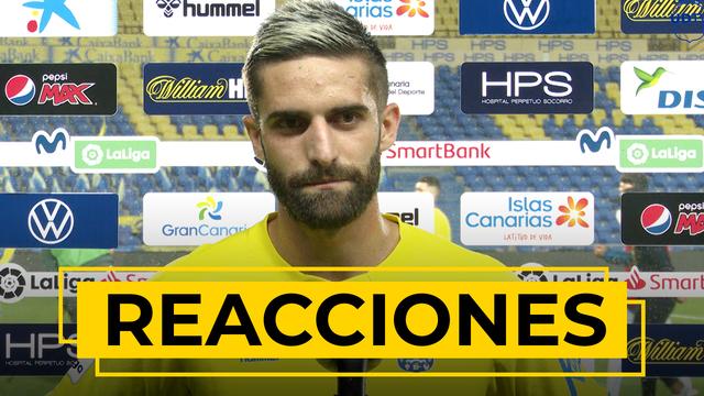 REACCIONES | Pejiño habla tras la derrota ante el Sabadell