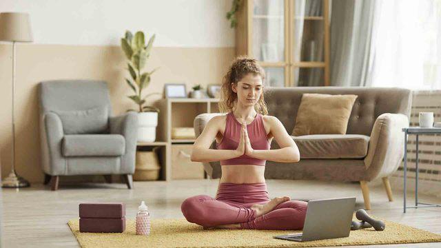 ¿Cuantas veces te has planteado hacer yoga en casa?