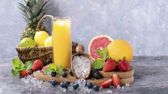 Cómo preparar zumos naturales en casa