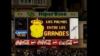 UD Las Palmas 4-1 Elche CF   Temp. 1999/00