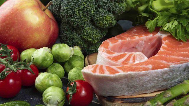 Combinación ayurvédica de los alimentos