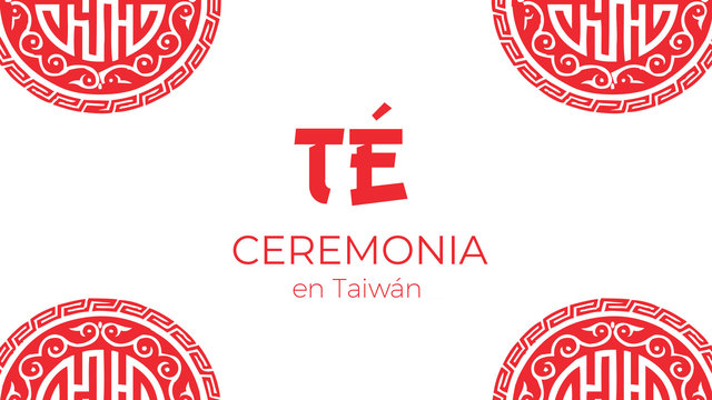 Ceremonia del té en Taiwán