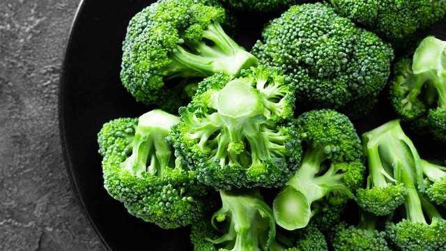 Broccoli, a magical vegetable.