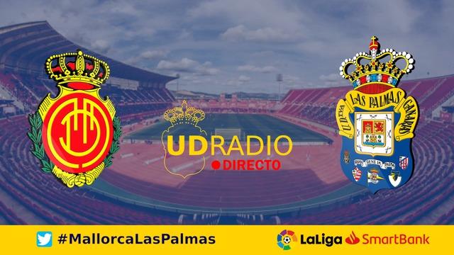 Así contamos lo contamos en UDRADIO   Mallorca 0-1 Las Palmas