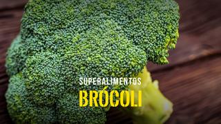 Superalimentos - El brócoli