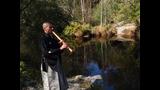"""Shakuhachi Bamboo flute - Rodrigo Rodriguez """"Falling Leaves"""""""