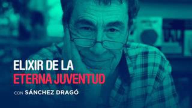Fernando Sánchez Dragó unveils his elixir of eternal youth