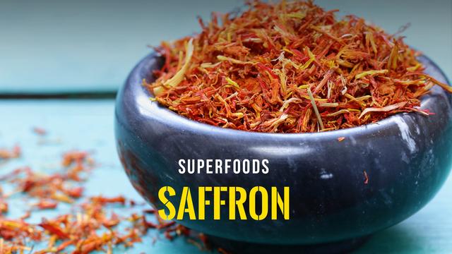 Superfoods - Saffron
