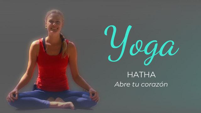 Hatha: abre tu corazón con extensiones de columna hacia atrás