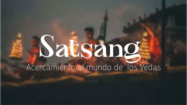 Satsang en directo - 18/10/2021