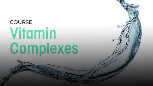 21 Vitamin Complexes