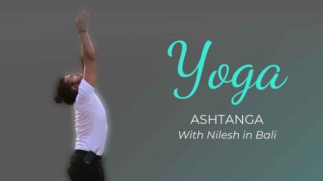 Ashtanga Yoga with Nilesh