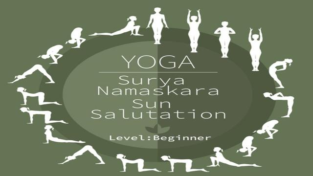 Tipos de yoga: Surya yoga