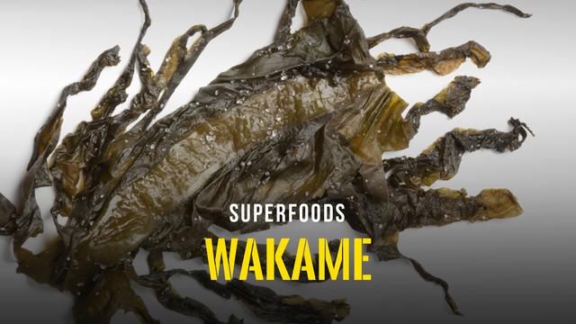 Superfoods - Wakame Seaweed