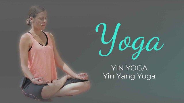 Ying Yang Yoga Class - Lorena González